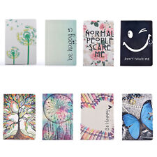 Magnetic Pattern Leather Stand Cover Case For ipad Samsung Galaxy Tab Amazon KU