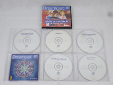 Dreamcast Game Collection Games *Choose Yourself* White Label