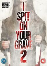 I Spit On Your Grave 2 (DVD, 2013), NEW & SEALED, FAST UK DISPATCH!