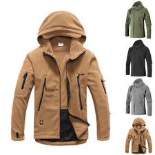 Tactical New Feece Jacket Hunting Polar Hot Full Hoodie Outdoor Fleece Military