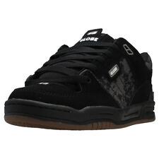 Globe Fusion Mens Trainers Black Camouflage New Shoes