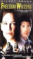 Freedom Writers DVD, 2007, Widescreen With Hilary Swank