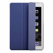 Ultra-Thin Slim Magnetic Leather Smart Protector Cover Skin For iPad 2 3 4