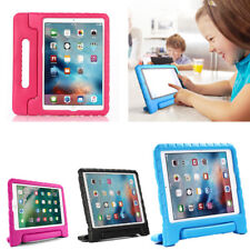 For Samsung Tab 3 4 S E A A6 Kid Shockproof Handle Rubber Foam Tablet Case Cover