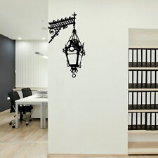 Street Lamp Wall Stickers! Large Removable Decal / Light Vinyl Wall Transfer la8
