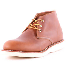 Red Wing 3140 Classic Mens Tan Leather Chukka Boots