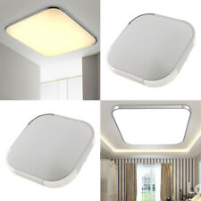 24W LED Ceiling Down Light Flush Mount Fixture Living Room White/Warm White