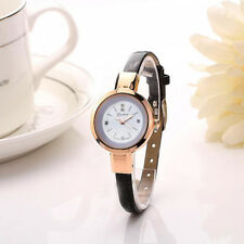 New Fashion Women LuxuryDress Round Quartz Analog Bracelet Wristwatch Watch Gift