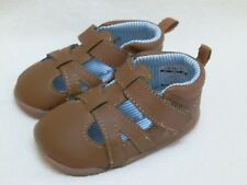NEW Carters Every Step Baby Boys Sandal Standing Shoe Stage 2 ASTOR 9-12mo 3 3.5