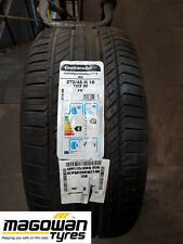 CONTINENTAL 275/45R18 103W SPORT CONTACT 5 MO 2754518 TYRE-NEW