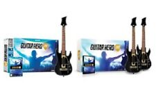 Guitar Hero Live Wii-U Video Game Bundle 1 or 2 Wireless Controllers - NEW!
