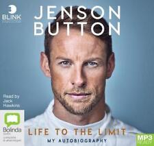 Jenson Button: Life to the Limit: My Autobiography by Jenson Button Free Shippin