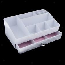 Drawers Makeup Cosmetic Jewelry Organizer Crystal Display Box Storage Case