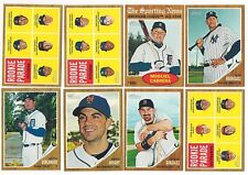 2011 Topps Heritage SP Single Cards #462-497 Base Set Shortprint Subset Sub