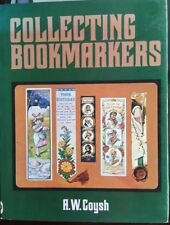 Collecting Bookmarkers A W Coysh HC DJ 1974