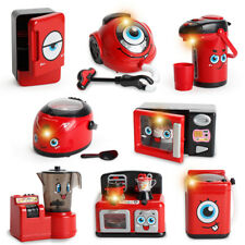 Educational Child Kid Electric Appliance Kitchen Cooking Pretend Role Play Toys