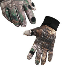 BEST Cold Weather Camo Waterproof Turkey Hunting Fishing Gloves Winter for Women