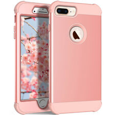 New Tough Armor Heavy Duty Shockproof Case Cover for Apple iPhone 7 8 6 6s Plus