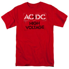 "AC/DC ""High Voltage Stencil"" T-Shirt"