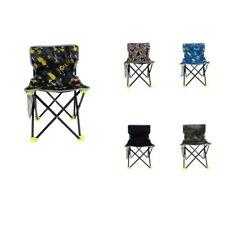 Outdoor Foldable Chair Camping Fishing Chair Beach Picnic Rest Portable Seat