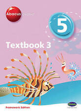 Abacus Evolve Year 5/P6 Textbook 3 Framework Edition by Pearson Education Limite