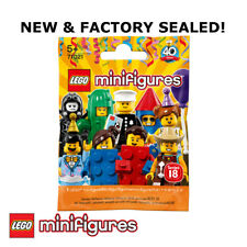 LEGO® Minifigures Series 18 - NEW/SEALED - Pick the one you need - LEGO #71021