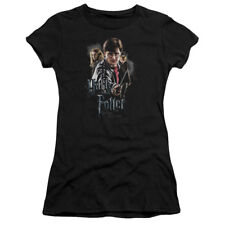 "Harry Potter ""Deathly Hollows Cast"" Women's Adult & Junior Tee"