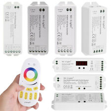 Milight 2.4G LED Controller for Single Color/CCT/RGB/RGBW/RGB+CCT Strip Light SR