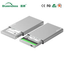 Usb 3.1 Type C Hdd Enclosure Hard Drive Caddy 2.5 External Hard Disk Cover Case