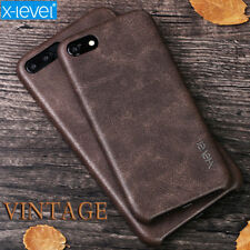 Case for iPhone 8 8+ Plus iPhone 7 7+ Plus ULTRA THIN PU Leather