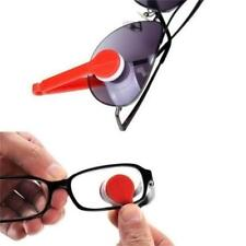 Two-side Sunglasses Brush Eyeglass Microfiber Spectacles Cleaner Brush Cleaning