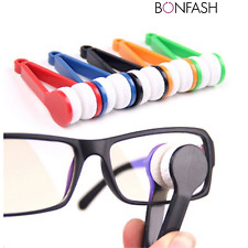 Cleaning Brush Wiper Wipe For Glasses Sunglasses Eyeglass Spectacles Cleaner