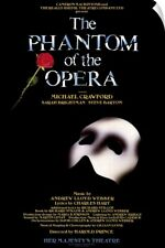 Wall Decal entitled Phantom of the Opera, The (Broadway) (1988)