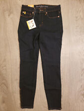 Women's Second Yoga Jeans - High Rise Skinny - W/Zipper - SWP1157/ZIP - 24 & 34