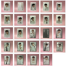WANNA ONE Official KIHNO PHOTOCARD SET World Tour ONE : IN THE WORLD in Seoul