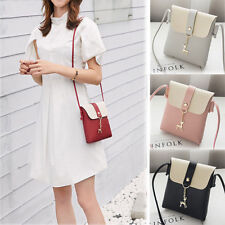 Women Leather Handbag Shoulder Lady Crossbody Bag Tote Messenger Satchel Purse H