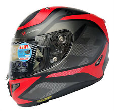 HJC Rpha 11 Deroka MC1SF Black Red Motorcycle Helmet Full Face Helmet M