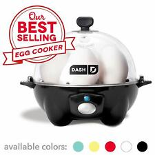 Egg Cooker 6 Hard Boiled Poached Scrambled Omelets Eggs maker Electric Auto Shut