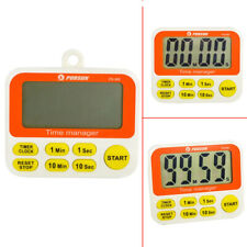 12 Hours Count-Down Up Kitchen Loud Alarm Cooking  LCD Digital Timer Clock