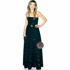 Natascha McElhone (Black Dress) Cardboard Cutout (lifesize). Standee.