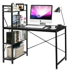 Computer Desk Modern Style Writing Study Table Compact Gaming Desk Workstation