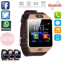 2019 LATEST DZ09 Bluetooth Smart Watch Camera SIM Slot For Samsung Android Phone
