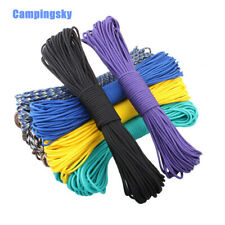 CAMPINGSKY 550 Paracord Parachute Cord Lanyard Tent Rope Mil Spec Type III 7
