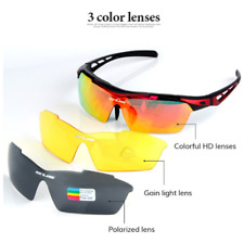 2019 Polarized Unisex  UV400 cycling sunglasses Outdoor Fishing goggles Glasses