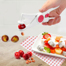 NEW Cherry Pitter Stone Olive Seed Corer Kitchen Toos Handheld Remover Machine