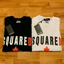 Men's Dsquared2 Jumper,Sweater,Pullover,Colors: Black or White, See Sizes