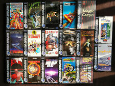 SEGA SATURN PAL GAMES | VARIOUS CLASSIC TITLES ALL IN VGC | ***FREE P