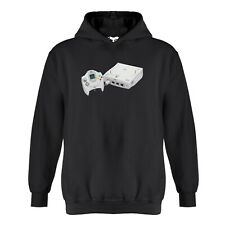 Sega Dreamcast Hoodie - Retro Game Games Gaming Console Classic 90s #22