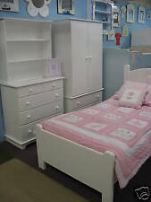 CHARTLEY CHILDS BEDROOM SUITE GIRLS/BOYS BARGAIN RANGE