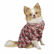 Dog Sweater Clothing Clothes Chunky Knit AUTUMN